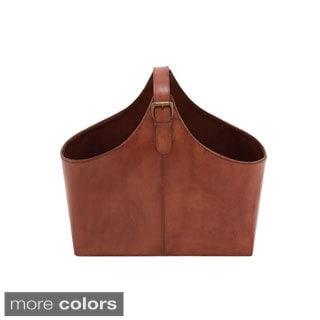Kingston Genuine Leather Oval Magazine Holder