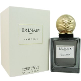 Balmain Ambre Gris Women's 2.5-ounce Eau de Parfum Spray