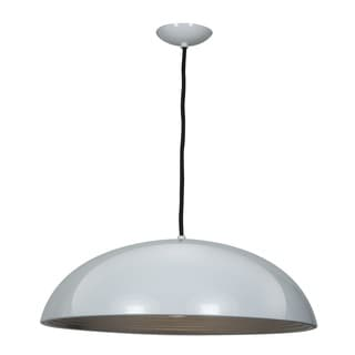 Access Lighting Astro 1-light 19-inch Dome Pendant