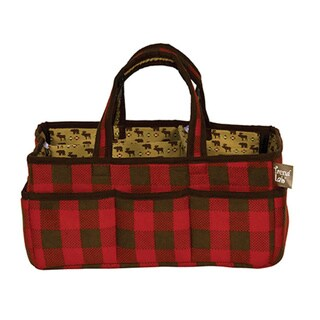 Link to Trend Lab Boys' 'Northwoods' Storage Caddy Similar Items in Diaper Bags