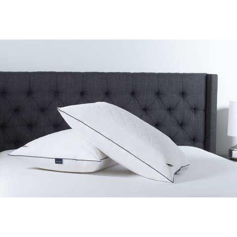 Nautica J-Class 400 Thread Count Cotton Pillow (Set of 2)