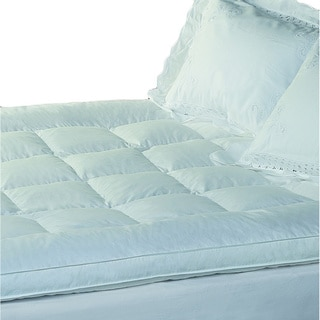LC Classics 233 Thread Count Cotton Featherbed
