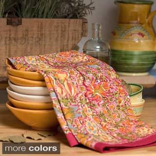 Couleur Nature Jardine Tea Towels (Set of 3)|https://ak1.ostkcdn.com/images/products/9423700/P16610462.jpg?impolicy=medium