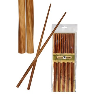 Totally Bamboo 20-2003 10-piece Twist Chopsticks Set