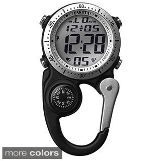 Dakota Digital Clip Watch (Option: Silver)