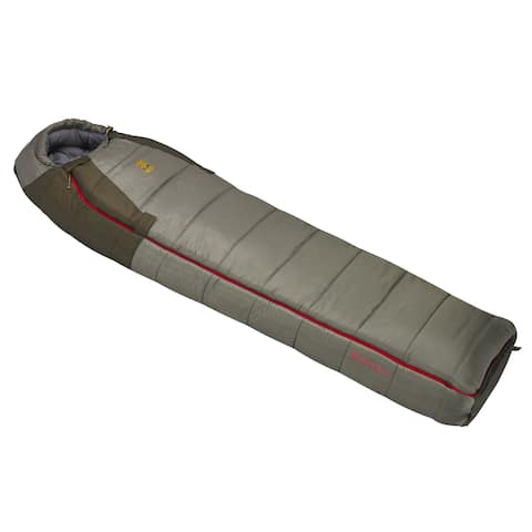 Slumberjack Borderland Long Dual Zipper Sleeping Bag