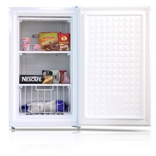 Midea 3.0 Cu. Ft. Upright Freezer White