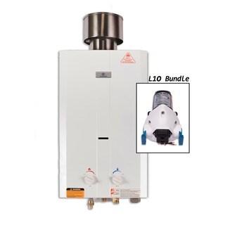 Eccotemp L10 Tankless Water Heater with Flojet Pump