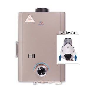 Eccotemp L7 Tankless Water Heater with Flojet Pump