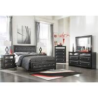 Signature Design by Ashley Alamadyre Black Queen-size Bed