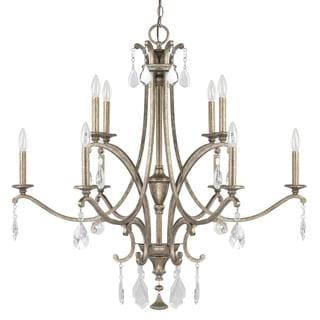Capital Lighting Montclaire Collection 10-light Mystic Chandelier