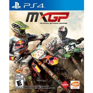 PS4 - MXGP 14: The Official Motocross Videogame