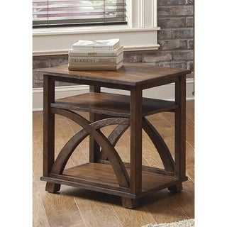 Chesapeake Bay Sunset Chair Side Table