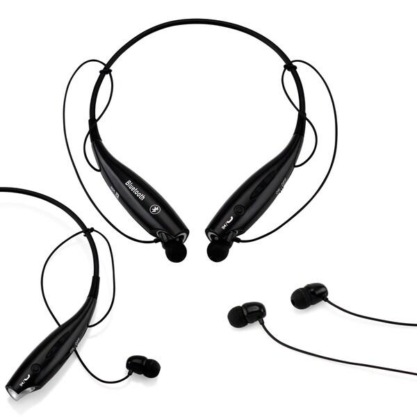 Gearonic Wireless Sport Stereo Headset Bluetooth Earphone Headphone