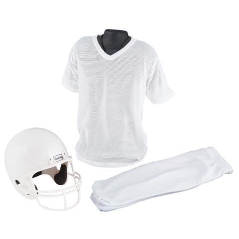 Franklin Sports Medium White Uniform Set