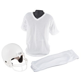 Franklin Sports Medium White Uniform Set