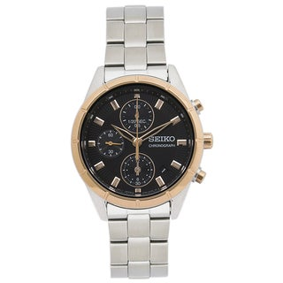 Seiko Women's SNDX46 Chronograph Watch
