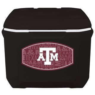NCAA Sports Licensed 60qt Wheeled Cooler