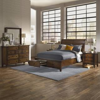 Camden 4-piece Storage Bedroom Set