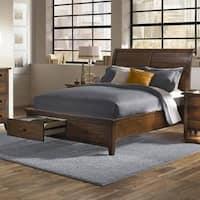 Camden Sleigh Storage Bed