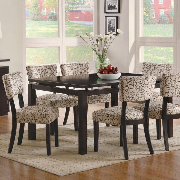 Coaster Company Libby Cappuccino Dining Table