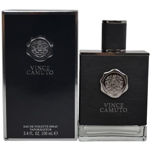 Vince Camuto Men's 3.4-ounce Eau de Toilette Spray - 3.4 oz