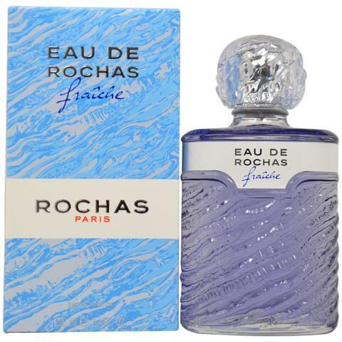 Rochas Eau De Rochas Fraiche Women's 7.4-ounce Eau de Toilette Splash