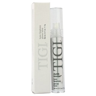 TIGI Luxe Dumb Blonde Lip Gloss