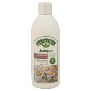 Chamomile Replenishing Shampoo by Nature's Gate for Unisex - 18-ounce Shampoo