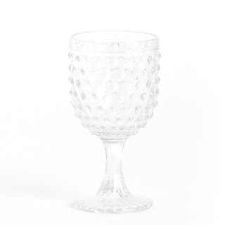 Hobnail Wine Glass (set of 6)