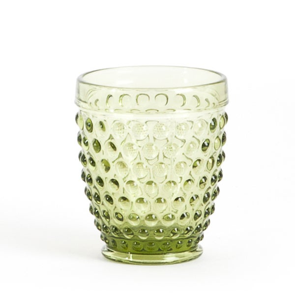 Hobnail Tumbler Glass set Of 6 16612628 Overstock