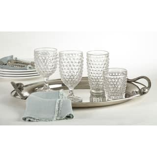 Transparent Hobnail Tumbler Glass (Set of 6) https://ak1.ostkcdn.com/images/products/9426124/P16612628.jpg?impolicy=medium