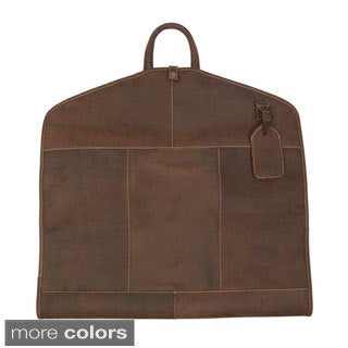Canyon Outback Oxford Deluxe Leather Garment Sleeve