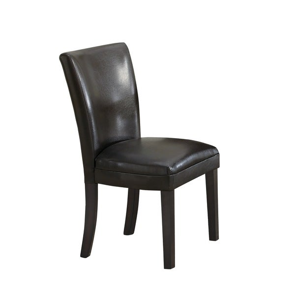 Coaster Company Parsons Plush Upholstered Dining Chair