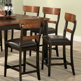 Coaster Company Franklin Two-tone Counter Height Stools (Set of 2)