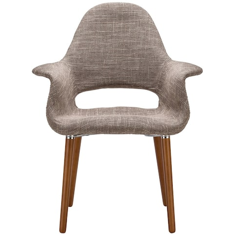 EdgeMod Barclay Dining Chair in Taupe