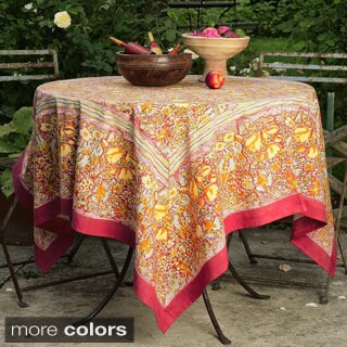 Couleur Nature Jardine Rectangle Tablecloth (3 options available)