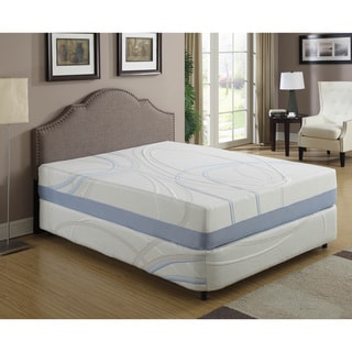 12inch kingsize gel memory foam mattress