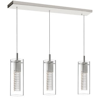 Dain-o-lite 3-light Horizontal Pendant