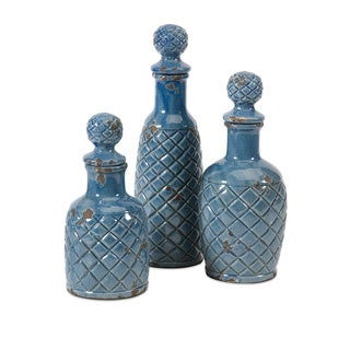 Antonini Bottles (Set of 3)