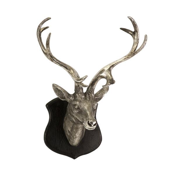 Astounding Deer Head wall Sculpture