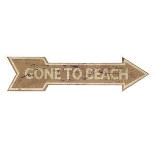 Beach Break Wall Decor Sign