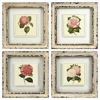 Lynette Framed Artwork (Set of 4)