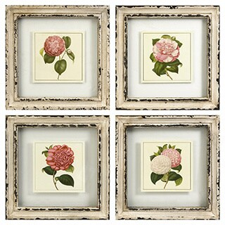 Lynette Framed Artwork (Set of 4)
