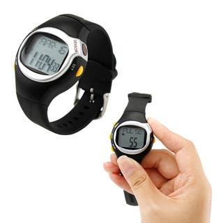 Gearonic LED Pulse Rate Heartbeat Monitor Calories Counter Fitness Watch|https://ak1.ostkcdn.com/images/products/9427277/P16613686.jpg?impolicy=medium