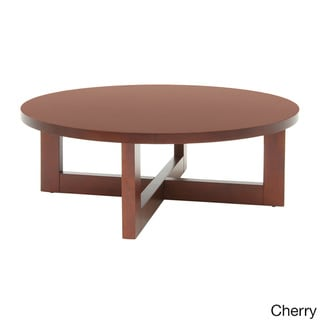 Link to Regency 37-inch Chloe Round Veneer Coffee Table Similar Items in Outdoor Sofas, Chairs & Sectionals