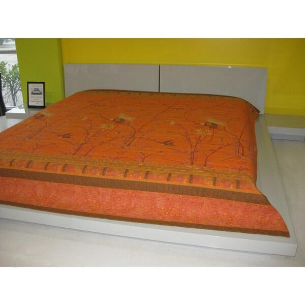 Bassetti Wildlife Cotton Bedspread