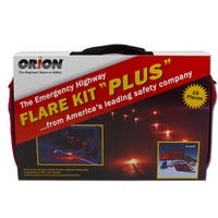 Orion Safety Products 8905 Flare Kit Plus Emergency Kit