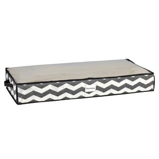 The Macbeth Collection Chevron Printed Under-the-Bed Storage Bag|https://ak1.ostkcdn.com/images/products/9427599/P16613970.jpg?impolicy=medium
