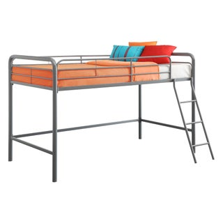 DHP Metal Junior Loft Bunk